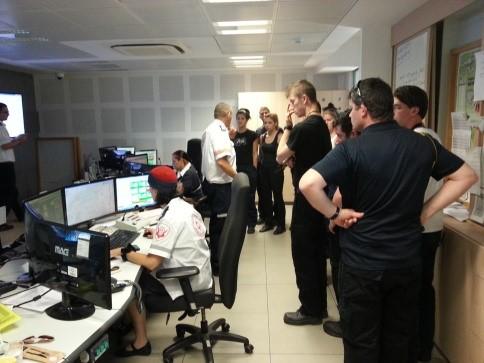 Victoria University Paramedic Discipline Study Tours