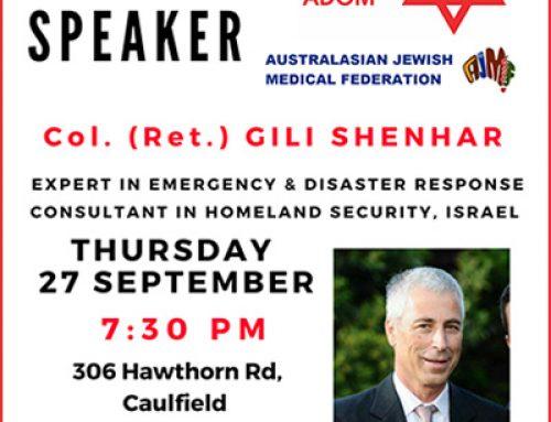 Keynote Speaker – Gili Shenhar