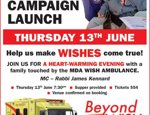 Campaign Launch – 13th June 2019